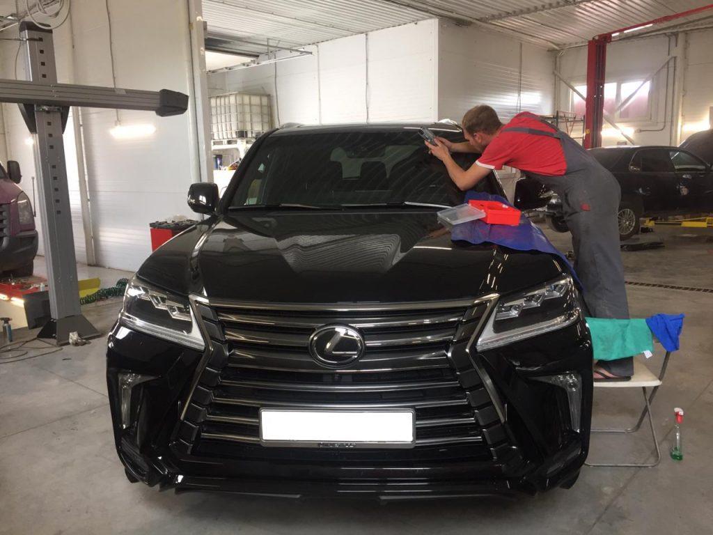 Ремонт и ТО автомобилей Hyundai/KIA
