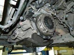 Ремонт коробки робота Toyota Corolla