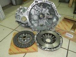 Ремонт коробки робота Toyota Corolla Реактор